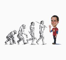 Evolution of Sheldon by tappers24