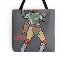 El Boba Tote Bag
