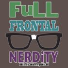 Full Frontal Nerdity by Black Sheep Sk8, Lucy Dynamite by LucyDynamite