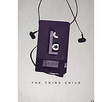 The Third Child Photographic Print