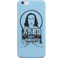 Abed Is My Homeboy iPhone Case/Skin