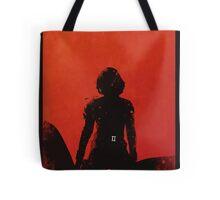 Black Widow [minimalist poster] Tote Bag