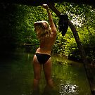 skinny dipping by redhairedgirl
