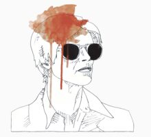 David Bowie Rocks The Shades by Alex Kittle