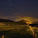 Snowdonia at night by LisaRoberts