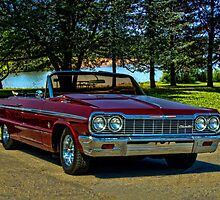 1964 Chevrolet Impala Convertible by TeeMack