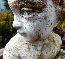 Looking Back Over My Shoulder by Benedikt Amrhein