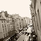 Blvd St Michel by Elizaday
