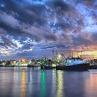 Mooloolah River Sunset  by Jennifer Bailey