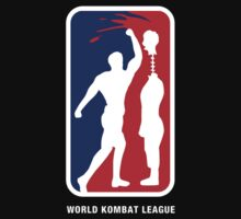 World Kombat League by soulthrow