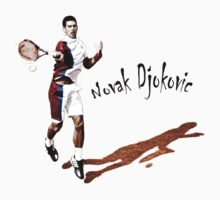 Djokovic by Roberto Bettacchi