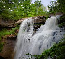 Brandywine Falls by Ron Neiger