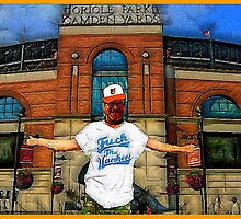 YANKEE HATERS ONLY -BALTIMORE ORIOLES  by Unelanvhi