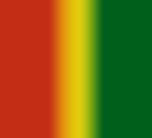 Rasta Colours Case - Vertical by Jenifer Jenkins
