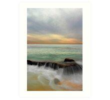North Cottesloe Beach - Western Australia  Art Print