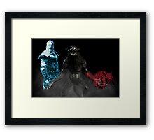 For Kodlak! Framed Print