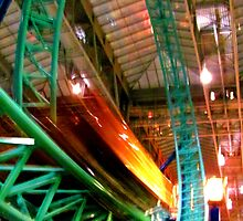Mall of America: Rock Bottom Plunge by ACImaging