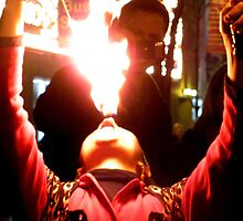Pittsburgh, PA: Fire Eater 2 by ACImaging