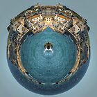 Little Planet of Bamaluz Point (St. Ives) by phil hemsley