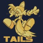 Tails isnt that bad :) by sonicfan114