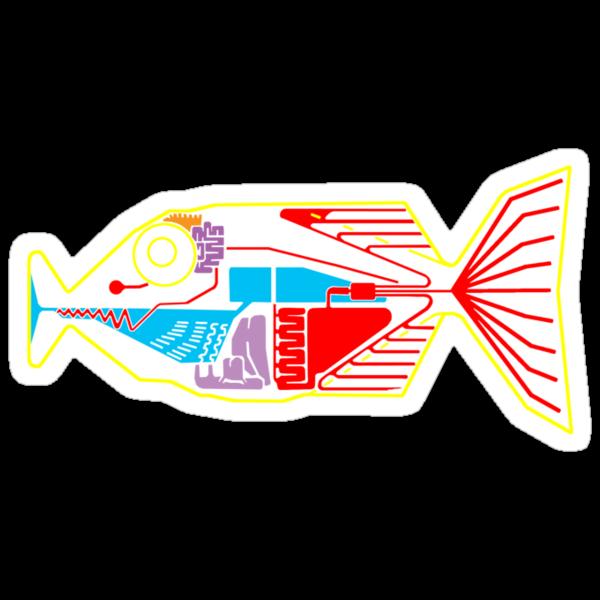 Babel Fish by shaydeychic