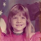 young girl preschool vintage old photo 1970s by Tia Knight