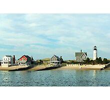 Sandy Neck Light - Cape Cod MA Photographic Print