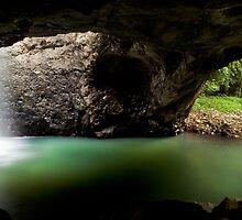 Natural Bridge, Springbrook National Park by Martin Canning