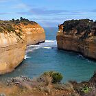 Lock Ard Gorge. Port Campbell National Park, Victoria, Australia. by Ralph de Zilva