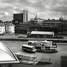 Looking over Norwich by Richard Flint