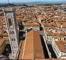 Giotto's Tower by Blessedwalnut