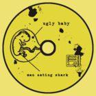 Ugly Baby - Man Eating Shark CD by ghostgrooverecs