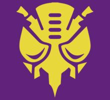 Predacon Logo (Yellow) by Clinkz