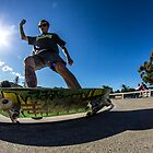 Pete Shred by Tim Oliver