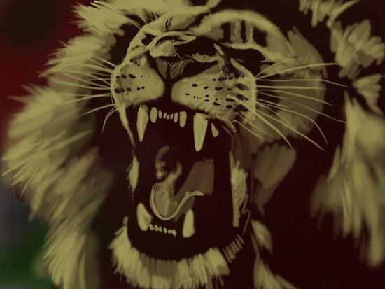 Roar by Chelsea Stebar