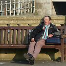 Hard out in Truro by brilightning