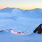 Kosciuszko Main Range, New South Wales, Australia by Michael Boniwell