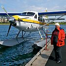 DHC-3-T Otter at Victoria Harbour, Canada. by johnrf