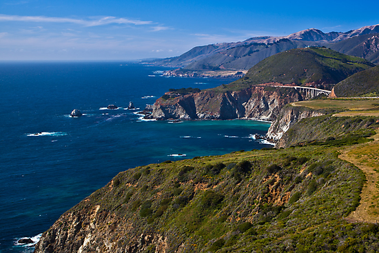 California Dreaming! by Jim Ross