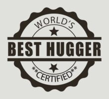 World's Best Hugger by best-designs