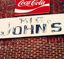 Big John's Cafe by taralewisart