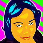 Vee's Pop Art: Jackie by Vestque