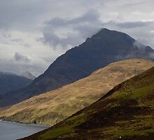 Blaven - Isle of Skye by Kat Simmons