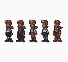 Guybrush Threepwood by fleros