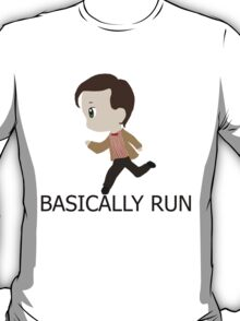 Basically Run T-Shirt