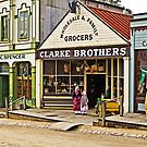 Sisters at Clarke Brothers - Main Street, Sovereign Hill by TonyCrehan