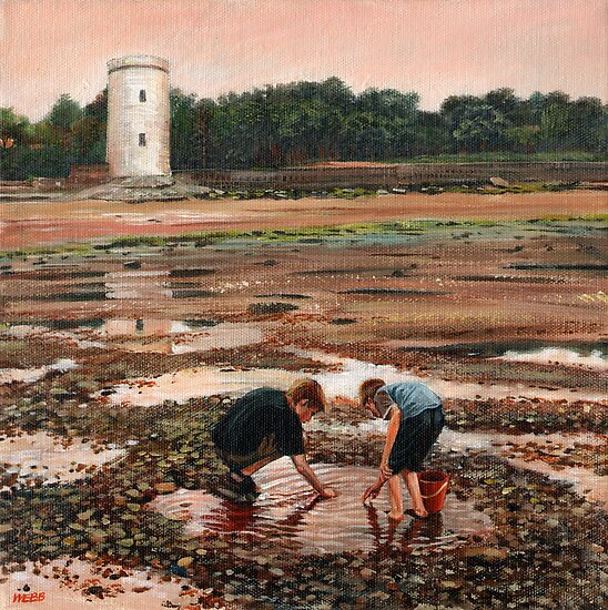 Crab Hunting 2 by wonder-webb