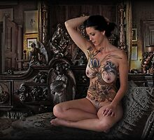 Femme Fatale by Smurfesque