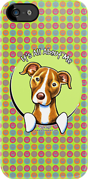 Pit Bull :: It's All About Me by offleashart