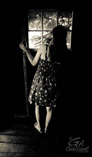 Looking Outward by Gabriel Alan Gallant